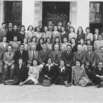 Cumhuriyetin ilk Tarih Hocalari ve talebeleri