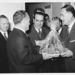 10 Nisan 1965 Macar elcisi Imre Kutas ile Kutahya