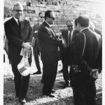 9 Mayis 1970 SOUNION GREECE 2eCongres international