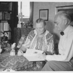 Prof.Eikhard UNGER 28.8-4.9.1957 Munih Orientalist Kongresi