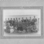 Cumhuriyetin ilk tarih hocalari ve talabeler