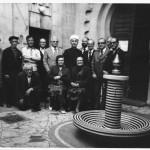 26 Mayis 1978 Bukres Camii avlusu